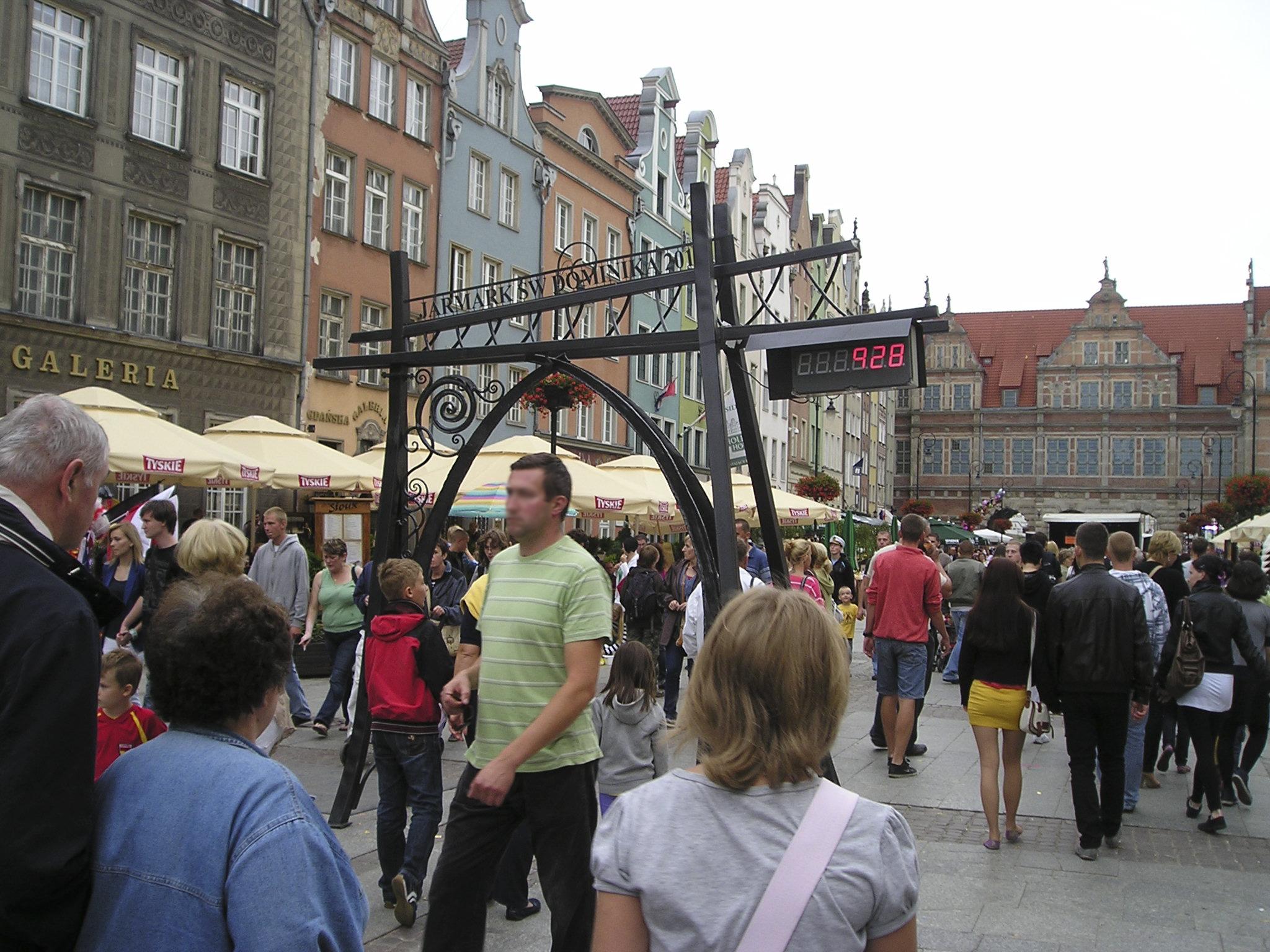 Jarmark Dominikański w Gdańsku